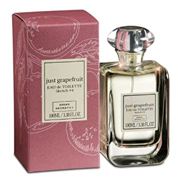 Amazoncom Arran Aromatics Just Grapefruit Eau De Toilette Spray