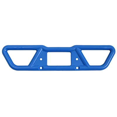 RPM R/C Products 73805 Heavy Duty Rear Bumper Blue: TMX EMX: Toys & Games