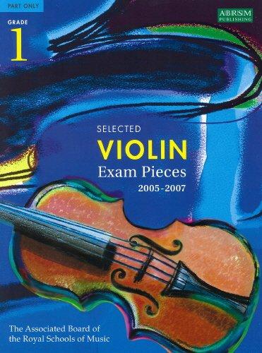 Read Online Selected Violin Exam Pieces ebook