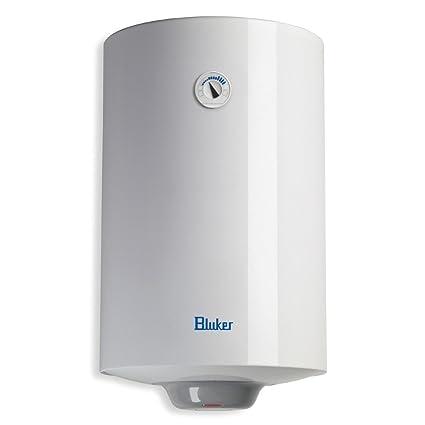 Ariston 3201014 Bluker V - Calentador eléctrico (norma EU, 50 l)