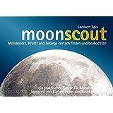 moonscout: Mondmeere, Krater und Gebirge einfach finden und beobachten