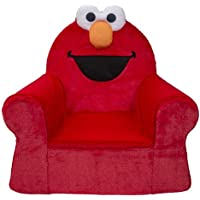 Sesame Street Elmo Cumfy Foam Chair