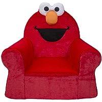 Sesame Street Elmo Cumfy Foam Chair