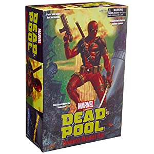 Diamond Select Toys Marvel Deadpool Deluxe Model Kit