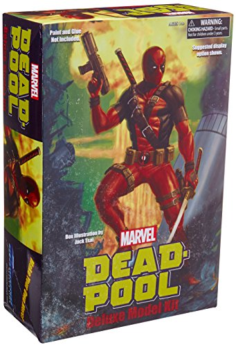 Diamond Select Toys Marvel Deadpool Deluxe Model Kit ()