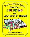 patches joyland express biblical coloring activity book