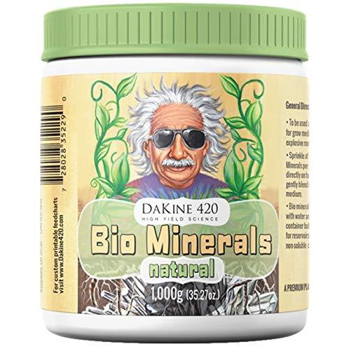 DaKine 420 Bio Minerals 1,000g Soil Amendment by DaKine 420