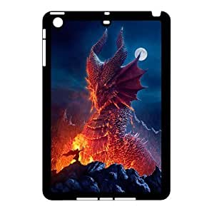 LZHCASE Diy Dragon Phone Case For iPad Mini [Pattern-1]
