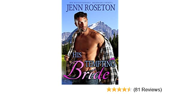 Amazon His Tempting Bride Bbw Western Romance Millionaire