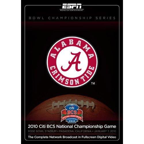 Bcs Championship Football National - 2010 Citi BCS National Championship – Alabama vs. Texas