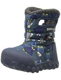 Bogs Baby B-Moc Puff Owl Winter Snow Boot