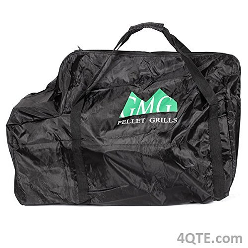 Green Mountain Grill black tote bag for Davy Crockett BBQ GMG-6014 by Green Mountain Grills