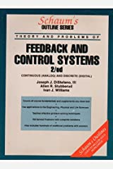 Schaum's Outline of Feedback and Control Systems by Joseph DiStefano III (1990-04-22) Paperback