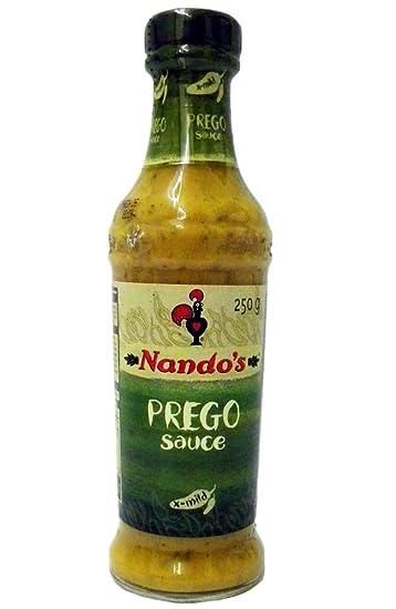 Nandos - Salsa prego para carne - 250 g