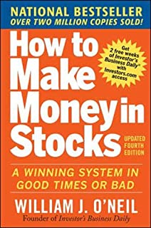 How to Make Money in Stocks: A Winning System in Good Times and Bad, Fourth Edition (0071614133) | Amazon price tracker / tracking, Amazon price history charts, Amazon price watches, Amazon price drop alerts