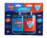 Weco Combo Pack De-Chlor/AquaDerm Water
