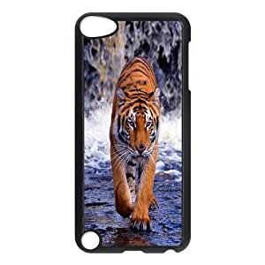 High Quality Phone Back Case Pattern Design 2Animal Tiger Pattern- FOR Ipod Touch 5