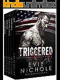 TRIGGERED: A Romantic Suspense Bundle (5 Books)