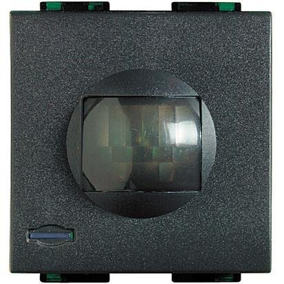 bticino l4610 Detector volumétrico de Presencia Living Light de Rayos Infrarrojos pasivos con Nivel de SENSIBILIDAD