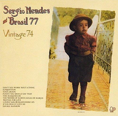CD : Sergio Mendes & Brasil 77 - Vintage 74 (Japan - Import)