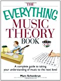The Everything Music Theory Book, Marc Schonbrun, 1593376529