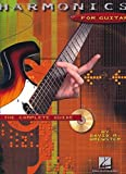 HARMONICS FOR GUITAR: THE COMPLETE GUIDE BK/CD