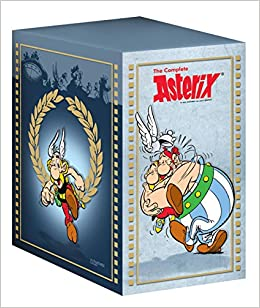 Buy The Complete Asterix Box Set (36 Titles) Book Online at Low ... 65807b672