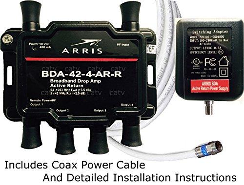 Motorola Cable Amplifier : Ira arris port formerly motorola k cable modem
