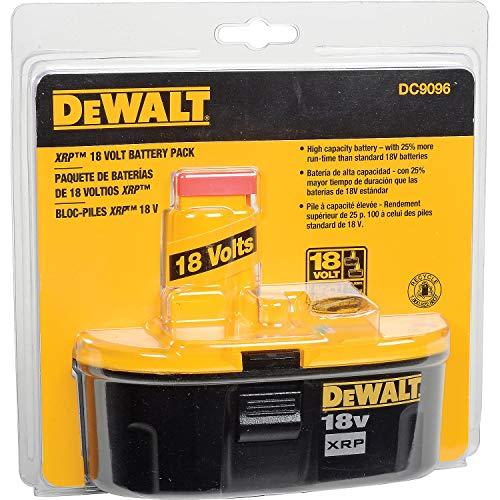Dewalt Tools (DWTDC9096) 18 Volt XRP Battery Pack
