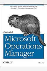 Essential Microsoft Operations Manager by Chris Fox (2006-02-13) Paperback