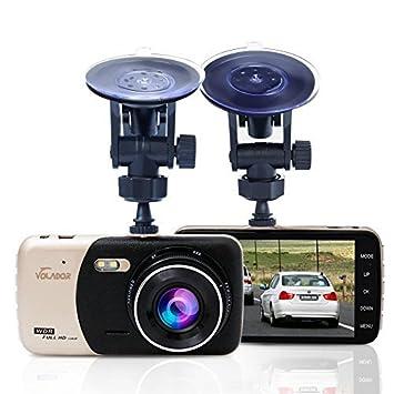 Volador Dash CAM, Cámara de Coches Dash 1080P FHD Car Video Recorder 170 ° Gran