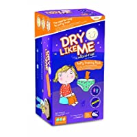 Dry Like Me Night Time Potty Training Pads - 14 X 4 (Total 56 Pads)