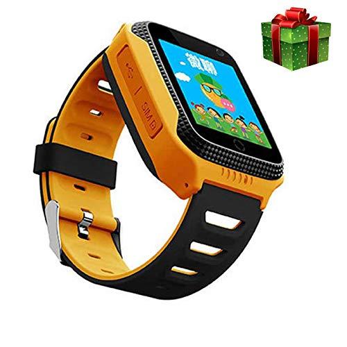 WDXDP Pulsera Inteligente GPS Kids Smart Watch Camera ...