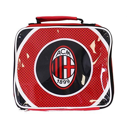 A.C. Milan Lunch Bag Official Merchandise by A.C. Milan