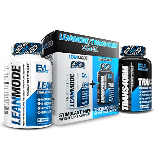 Evlution Nutrition Trans4ormation Mode