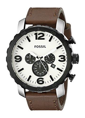 reloj fossil pulsera cuero d25749930594
