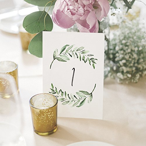 Best greenery centerpieces for wedding table