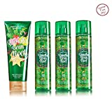 Vanilla Bean Noel Bath & Body Works Holiday Traditions LOT of 3 Fragrance Mist and 1 Ultra shea Body Cream Gift Set Full Size For Sale