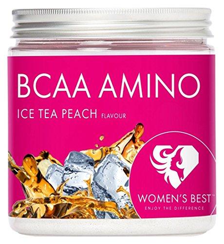 Women's Best BCAA Amino Ice Tea - Peach Flavour 200g