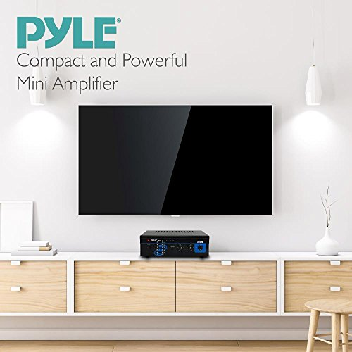 Pyle-2×120-Watt-Home-Audio-Speaker-Power-Amplifier-Portable-Dual-Channel-Surround-Sound-Stereo-Receiver-For-Amplified-Subwoofer-Speakers-DVD-MP3-iPhone-Computer-Theater-via-35mm-RCA-PCA4