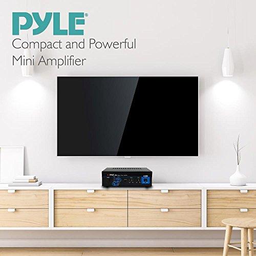 Review Pyle 2×120 Watt Home