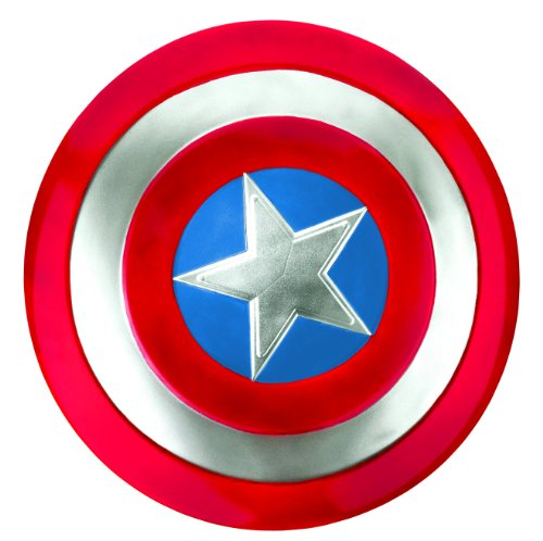 Captain America Movie Adult Shield - coolthings.us