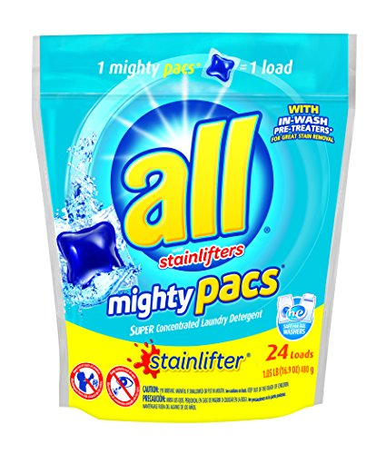 all Mighty Pacs (24 Loads) by All