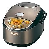 ZOJIRUSHI pressure IH rice cooker NP-VD18-TA(Japan Import)