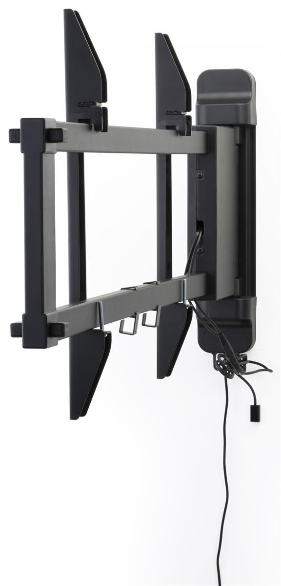 Motorized tv wall mount home design for Motorized flat screen tv lift