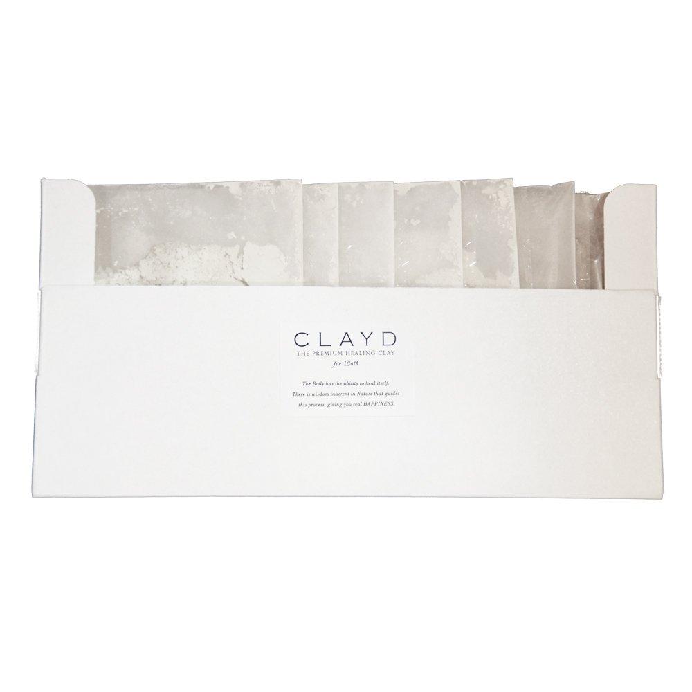 CLAYD for Bath(クレイドフォーバス)ONE WEEK TRIAL(30g×7袋)