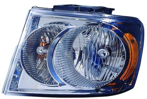 2007-2009 Dodge Durango Replacement Headlight Assembly Front Driver Side Left ()