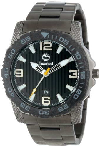 Timberland Men's 13613JSUB_02M 3 Hands Date Watch by Timberland (Image #5)