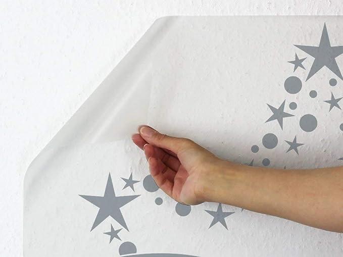Pared Adhesivo para dormitorio pared Tatoo adhesivo Sprüche ...
