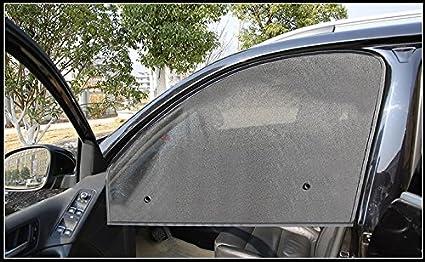 Amazon.com  MULSN 2pcs Magnetic Car Sun Shade 29767ac71d2